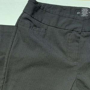 Pinstripe Business Pants Size 6